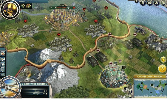 Civilization 5: Gods & Kings