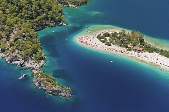 133729fd129 Ölüdeniz - nejslavnější turecká pláž