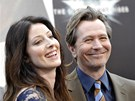 Gary Oldman a Alexandra Edenborough