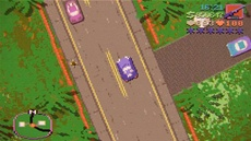 Grand Theft Auto: Vice City na Commodore 64