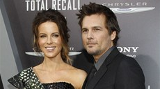 Kate Beckinsale s Lenem Wisemanem