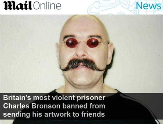 charles bronson prisoner 2019