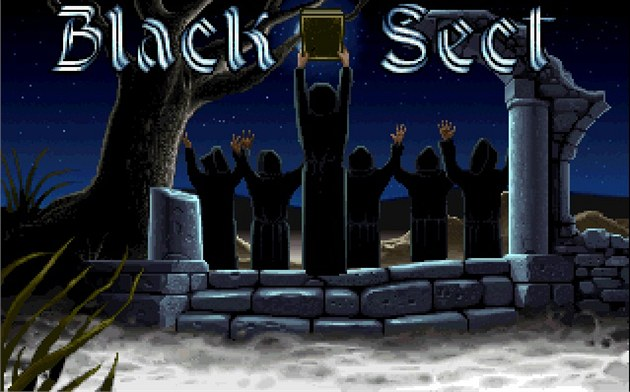 the black sect