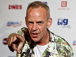 Fatboy Slim na Open Air Festivalu 2012