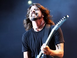 Foo Fighters v O2 areně, 15. 8. 2012 (Dave Grohl)