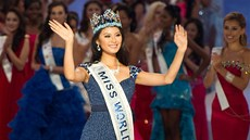 Miss World 2012 je z Číny