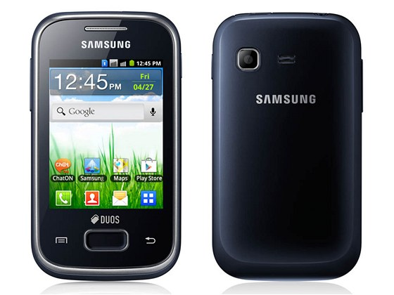 Samsung Galaxy Pocket Duos
