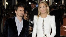 Kate Hudsonová a Matt Bellamy
