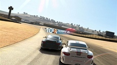 Real Racing 3 na iPhone 5