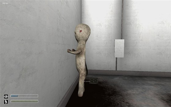 SCP containment breach