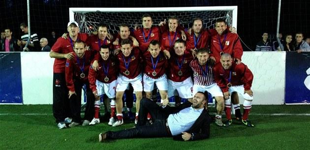 Čeští fotbalisté po dvou výhrách a remíze se Srbskem potřebovali