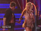 Pamela Andersonová v prvním díle Dancing with the Stars: All Stars
