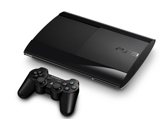 PlayStation 3 Super Slim (model z roku 2012)