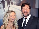 Danielle Spencerová a Russell Crowe