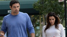Eva Longoria a Mark Sanchez