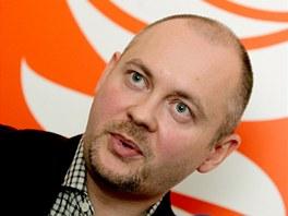Jihomoravský hejtman a místopředseda ČSSD Michal Hašek.