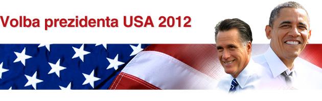 hlavička - Volby USA 2012