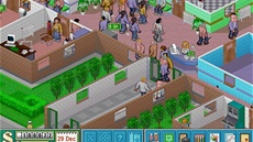 Strategie Theme Hospital