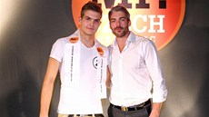 Mr. Czech Republic 2012 Milan Nevosad a Josef Karas