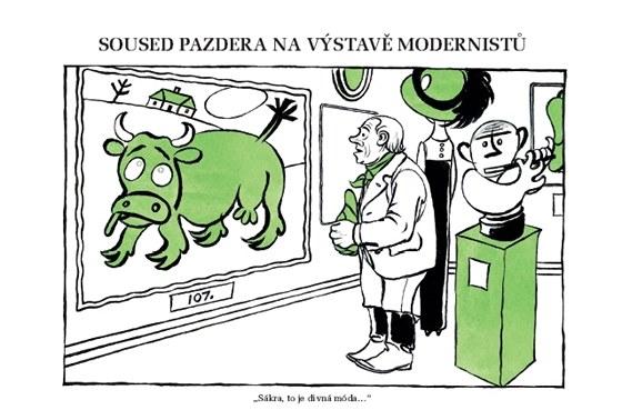 Postavicky Ladovych Komiksu Strileji Za Roh A Nosi Praseci Usi
