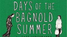 Obálka komiksu Days of the Bagnold Summer (Dny Bagnoldovic léta)
