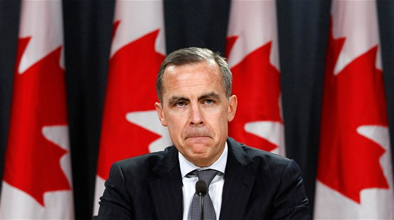 Mark Carney, nový guvernér Bank of England