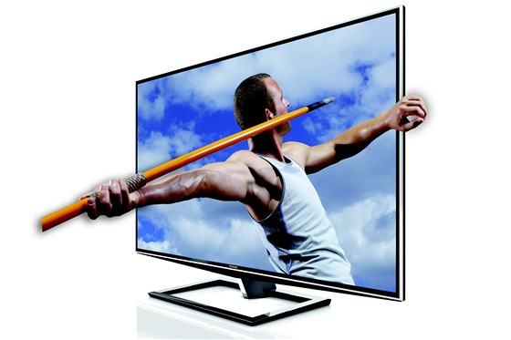 b26f124ff Test: Nejdokonalejší televizor umí 4K rozlišení a 3D bez brýlí ...