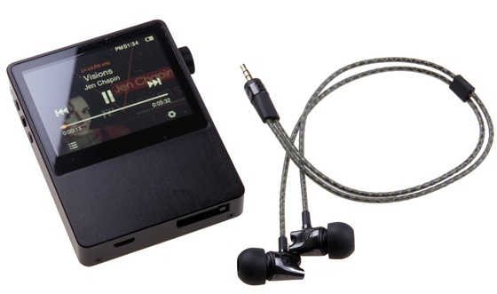 Astell&Kern AK-100 a Sennheiser IE800