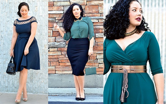 e9072ac4b14 Módní blogerky XXL. Milují oblečení a za svou velikost se nestydí ...