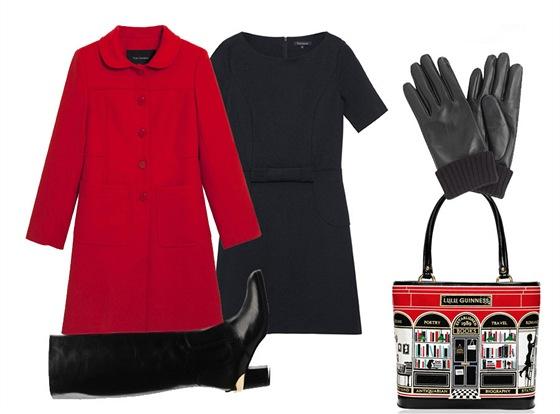 Jak nosit malé černé šaty  5e8f14d849