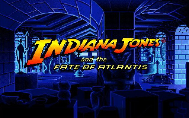 Indiana Jones 4 and the Fate of Atlantis