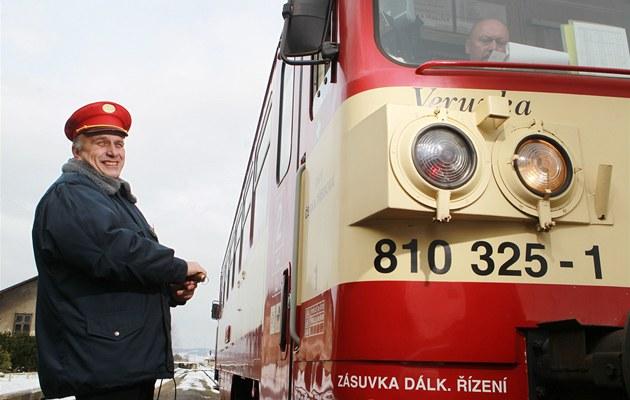 Po opravě trati pojedou vlaky z Rumburku do Velkého Šenova rychleji