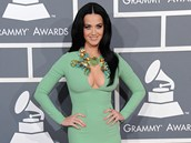 Grammy za rok 2012 - Katy Perry