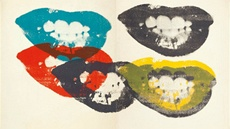 Z dražby Andy Warhol @ Christie's - I Love Your Kiss Forever Forever (see F. &