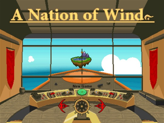 A Nation Of Wind