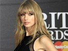 Brit Awards 2013: Taylor Swiftová
