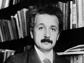 Albert Einstein v roce 1905