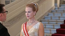 Nicole Kidmanová coby Grace Kelly ve filmu Grace of Monaco (2014)