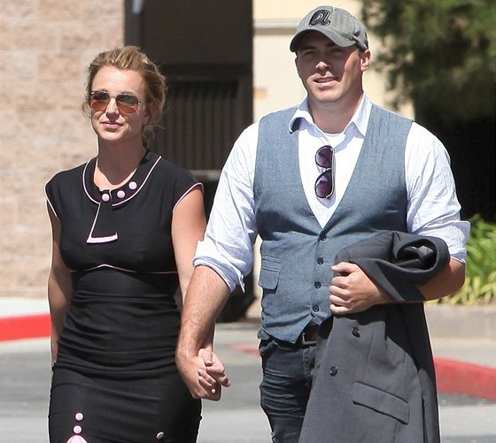 Britney Spears a David Lucado