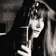 Carla Bruni: Little French Songs (obal)