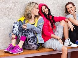 Stylové sportovní oblečení nemusí být dokonale barevně sladěné. 64620763b8