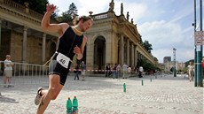 City triathlon Karlovy Vary.