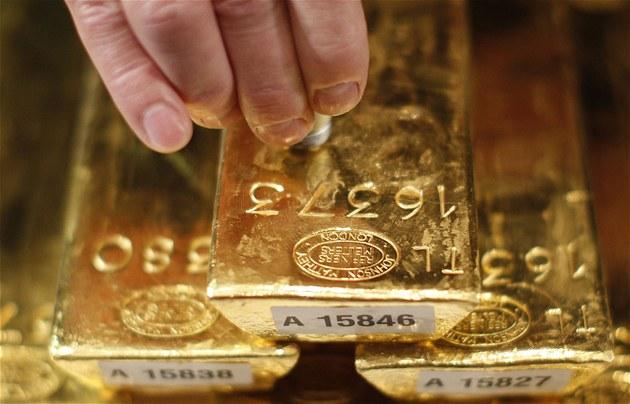 Zlato láme rekordy, jeho cena v korunách je nejvyšší v historii