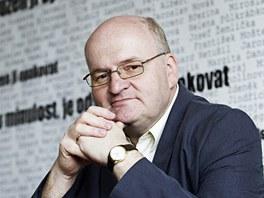 Odvolaný ředitel Ústavu pro studium totalitních režimů Daniel Herman