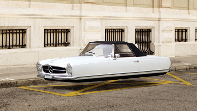 Mercedes-Benz 200 SL ze serie Air Drive