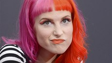 MTV Movie Awards 2013 - Hayley Williamsová ze skupiny Paramore