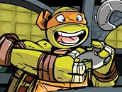 Teenage Mutant Ninja Turtles: Rooftop Run (iOS)