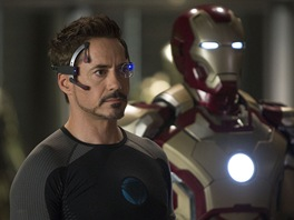 Robert Downey Jr. ve filmu Iron Man 3