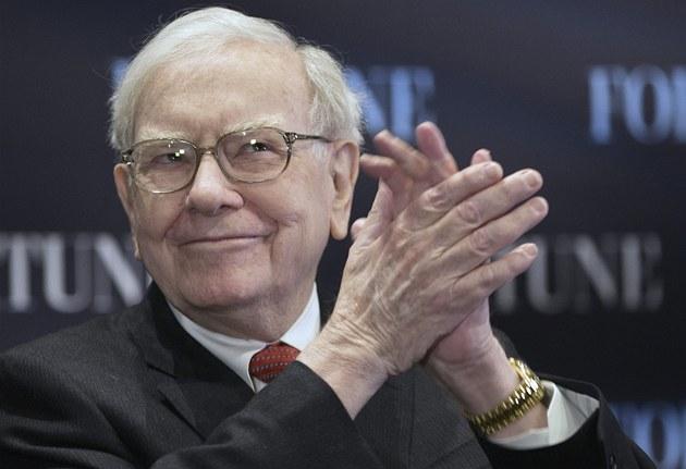 Buffett věnoval další miliardy na charitu, celkem už rozdal polovinu majetku