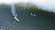 Surfařská soutěž Billabong XXL Global Big Wave